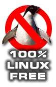 100% Linux Free!